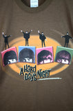 NEW Beatles Hard Days Night T-shirt