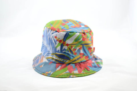 NEW Plant Print Bucket Hat