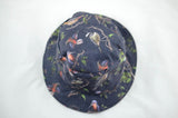 NEW Bird Print Bucket Hat