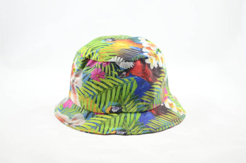 NEW Jungle Print Bucket Hat