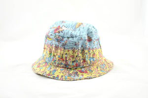 NEW Where's Wally Style Bucket Hat