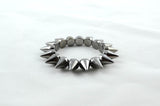 NEW Spikey Silver Coloured Bracelet