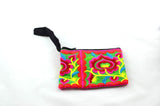 NEW Embroidered Aztec Fabric Purse