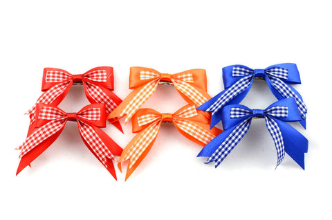 NEW Pair of Bow Hair Clips
