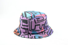 Load image into Gallery viewer, NEW 80's Print Bucket Hat