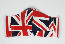 Load image into Gallery viewer, Union Jack Face Mask