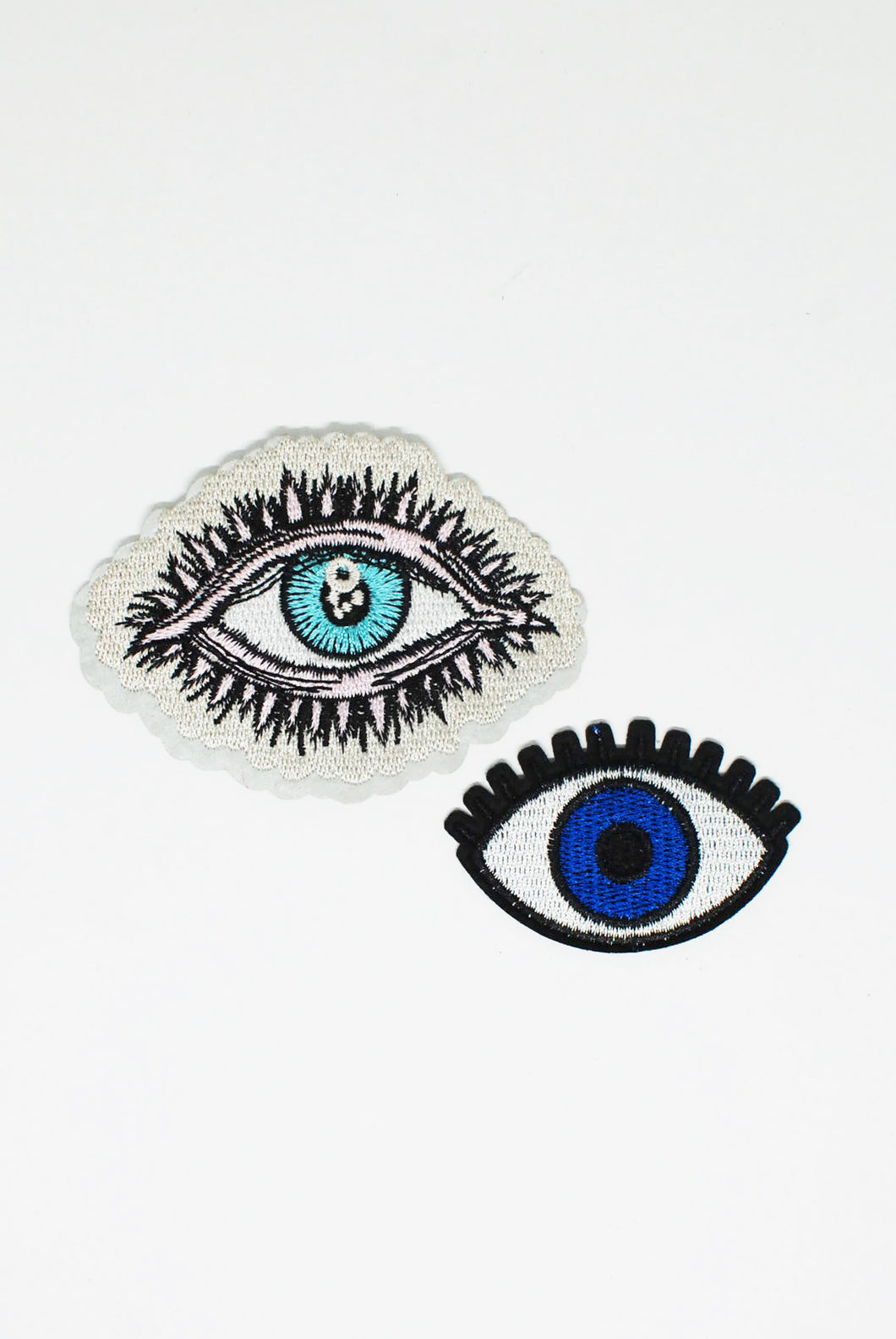 Eyes Themed Patch Pack