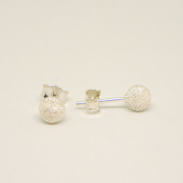 Ball Sterling Studs