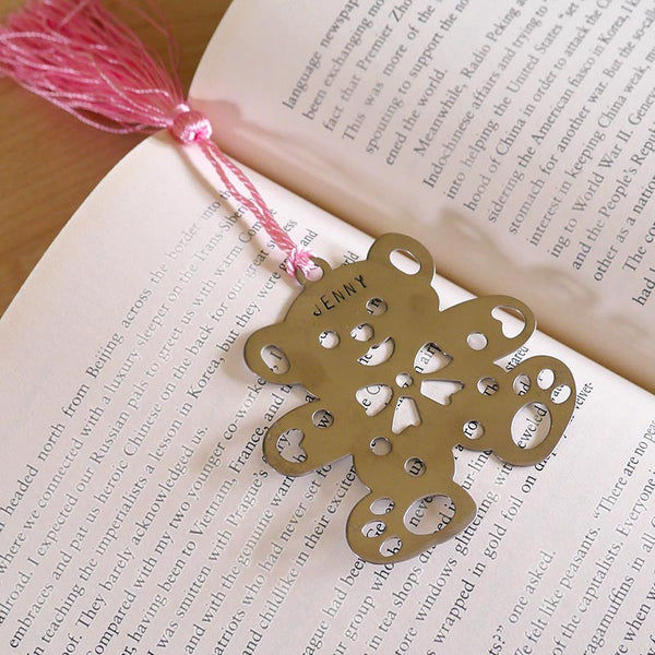 Teddy Bear Bookmark