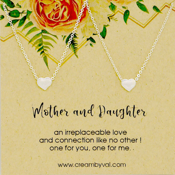 mother and daughter gift