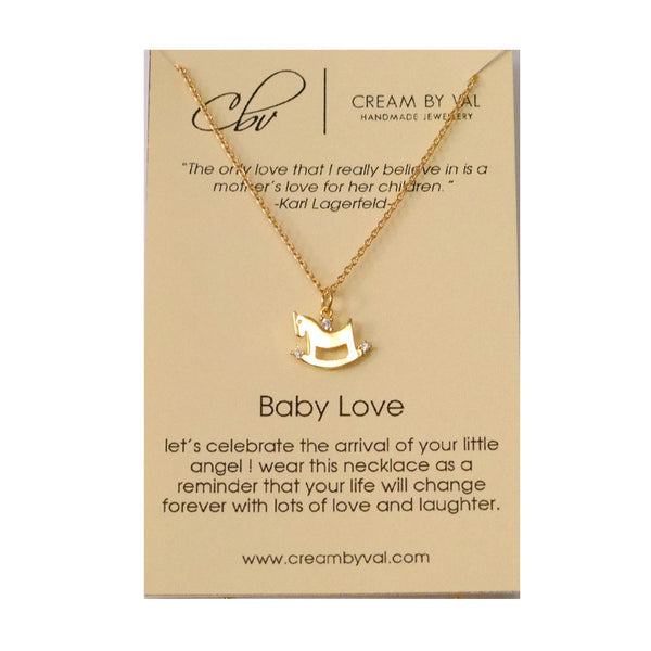 Baby Love Necklace