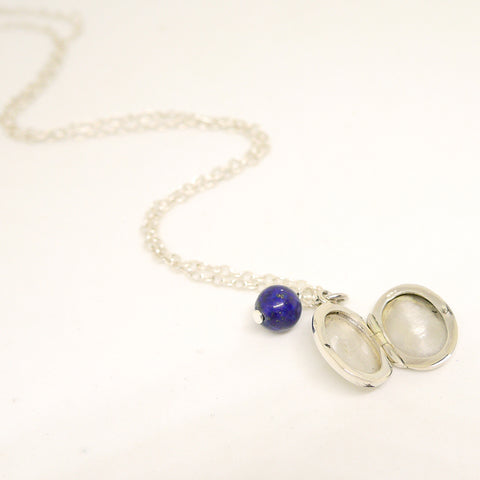Sterling Silver Locket Jewelry