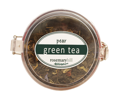 Pear Green Tea