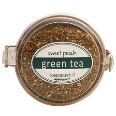 Sweet Peach Green Rooibos Tea