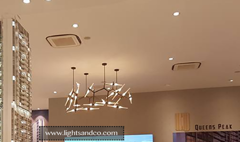 AURA Contemporary Pendant Light - Lighting Singapore