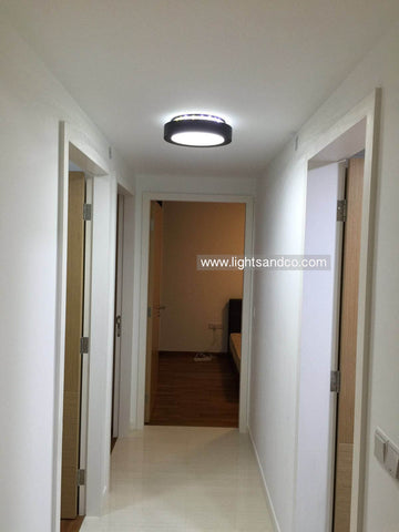 Lighting Singapore - Travis LED Ceiling Light for Walkway