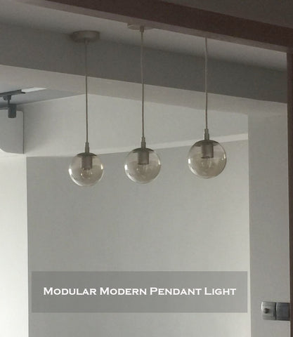 Lighting Singapore - Modular Modern Pendant Light
