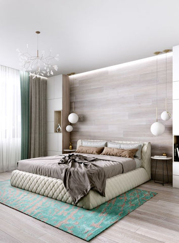 Lightings Singapore - Bedroom with use of DOLCE