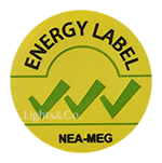 NEA Energy Label for Light Bulbs in Singapore