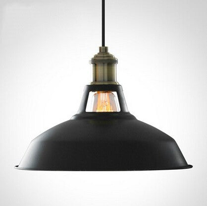 SOUTHPORT Pendant Light in Black