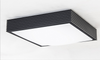 REIKA Geometric LED Ceiling Light in Black