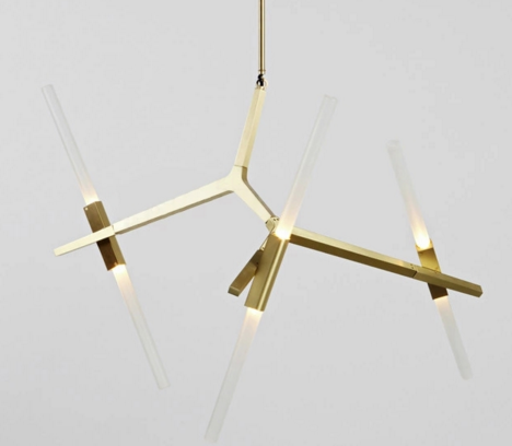 AURA Contemporary Pendant Light