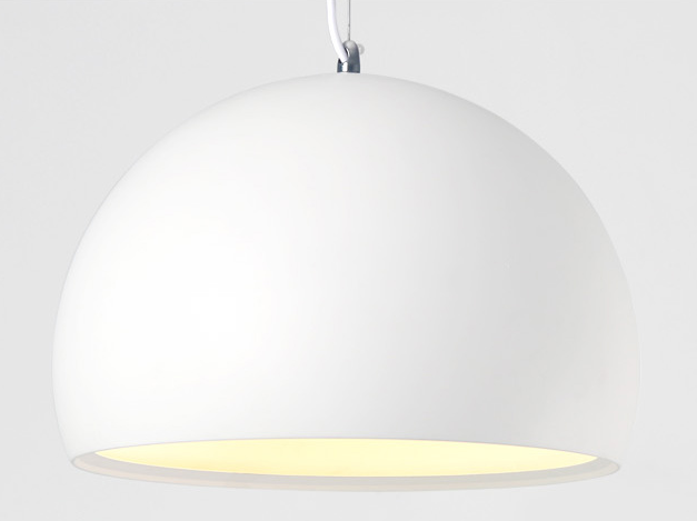 Balter dome pendant lamp in white 15cm lightsco balter dome pendant lamp balter dome pendant lamp aloadofball Images