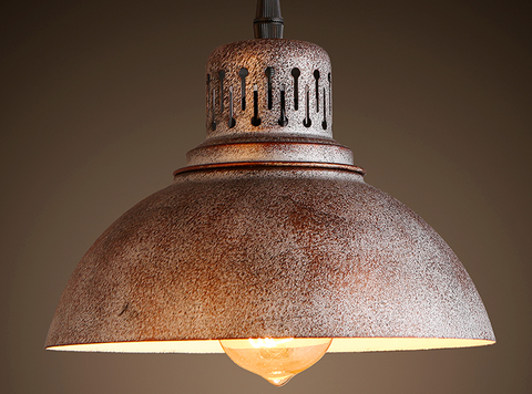 CROSBY Industrial Pendant Light