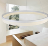 CUMULUS contemporary led ceiling light