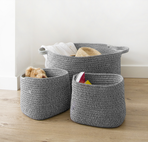HELGA Storage Basket Set