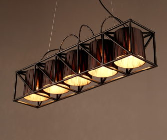 CYNONITE Industrial Chandelier Light (Pre-order) – Lights&Co.