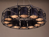 CYNONITE Industrial Chandelier Light (Pre-order)