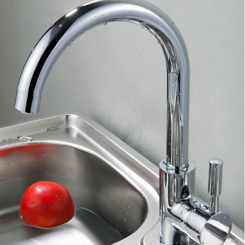 Designer Kitchen Faucet (350mm Mixer)