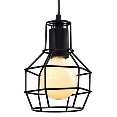 PEARL Caged Pendant Light