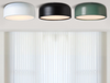 SMITHS Scandinavian Ceiling Light with 3 Colour Light Source (Pre-order)