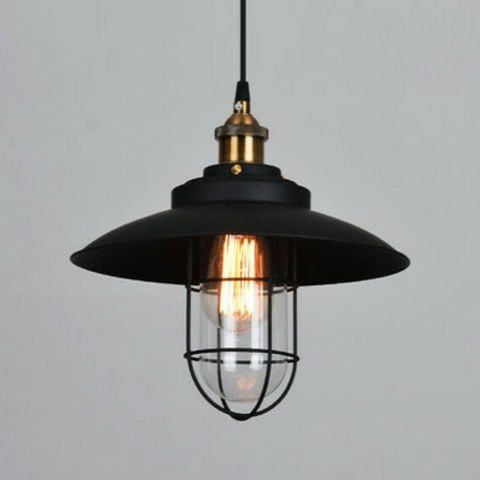 LENIUM Lamp Post Pendant Light