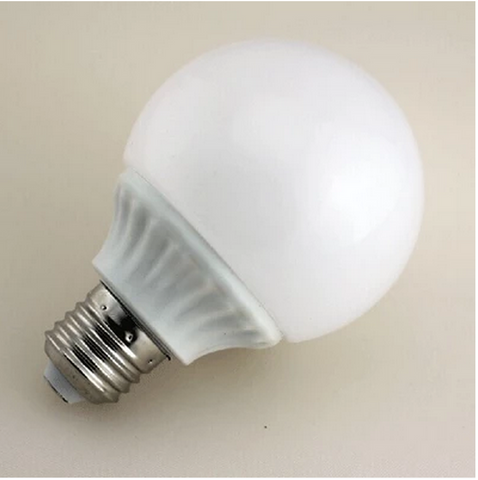 MERCURY Opaque LED Pearl Light Bulb