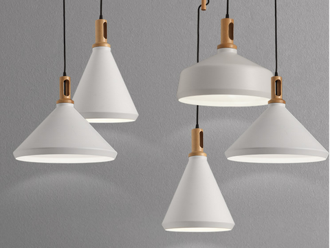 SCANDI Woody Pendant Light