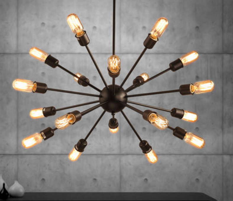 MILLENIUM Industrial Hanging Light (Pre Order)