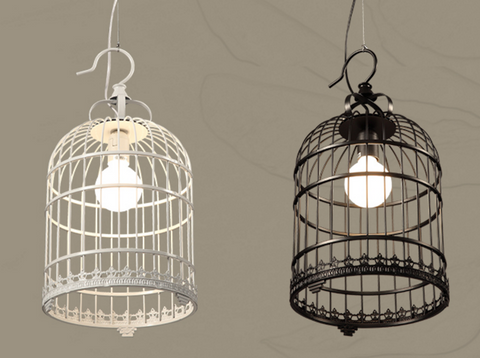 DIVANAH Bird Cage Pendant Light