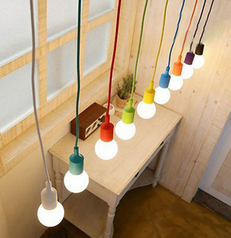ASTRIKS Multi Colour Bulb Holder (Pre-order)