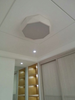 TEVA Octagon Jewel LED Ceiling Lamp in White (Pre-order)