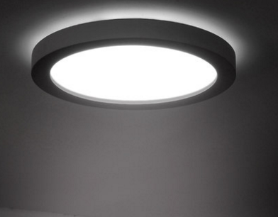 Travis led ceiling light in black with safety mark led driver travis led ceiling light in black with safety mark led driver aloadofball Image collections