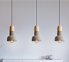 VELUCA Cement Pendant Light (Pre-order)