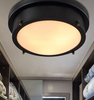 BUNKER Style Ceiling Lamp with Safety Mark LED Driver (Pre-order)
