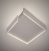 CLEMENT LED Ceiling Lamp in White