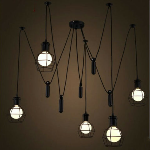 KARIN Caged Hanging Lights