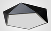 LEXA Geometric LED Ceiling Light
