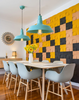 PORTSDOWN Pendant Light in Pastel Colours (Pre-order)