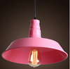 PORTSDOWN Pendant Light in Pink & Blue